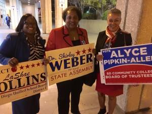 San Diego's Year of the Political Black Woman