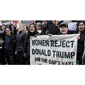 Trump Galvanizes 'Nasty' Women Voters with Extreme and Incoherent Abortion Stance