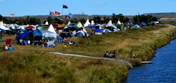 oceti-sakowin-camp dapl protest camp