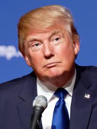 Donald J. Trump victory