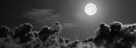 moon-and-clouds against trump