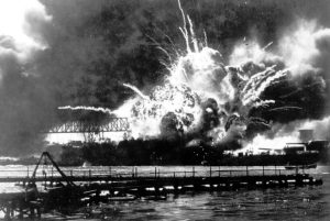Remembering Pearl Harbor and WWII Vets in the Time of Trump