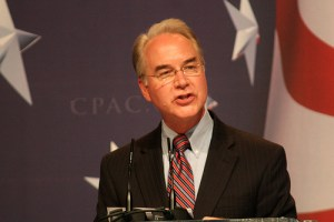 A Deplorable Deplorable: Rep. Tom Price as Secretary of Health and Human Services