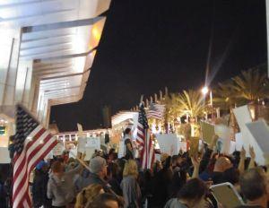 Protest Muslim Ban 2.0 – San Diego Airport