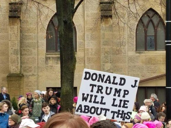 Trump, Truth, Citizens and Press