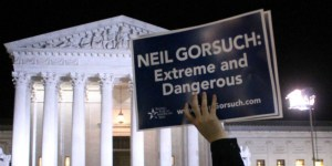 Blocking Gorsuch Matters Now More Than Ever