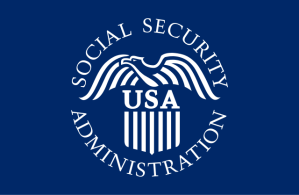 Graphic' Seal of the United States Social Security Agency