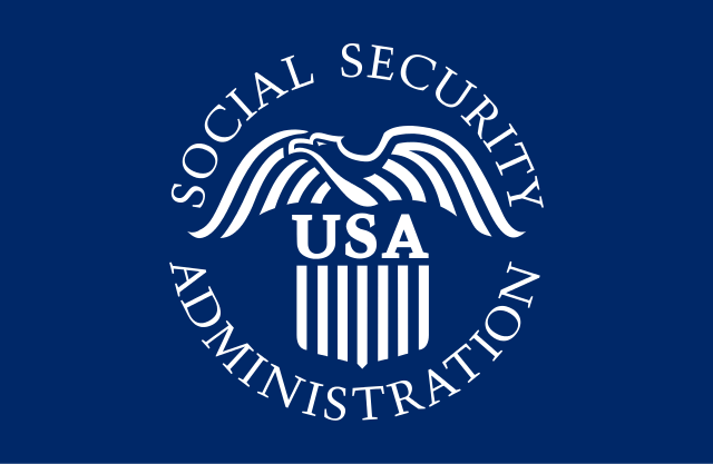 Graphic: Seal of the United States Social Security Agency