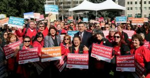 Attention, Please: We Can Guarantee Healthcare for All Californians