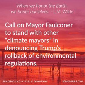 Mayor Faulconer