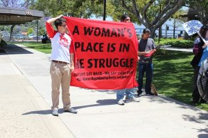 Sexual Assaults at Southwestern Community College Prompts Protest