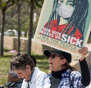 San Diegans Joining Nationwide Trumpcare Protests