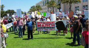 Photo Gallery: San Diegans March for Impeachment