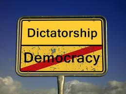 Readers Write: Democracy v. Dictatorship