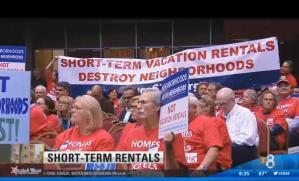 Competing Proposals on Short Term Vacation Rentals Vie for City Council Approval