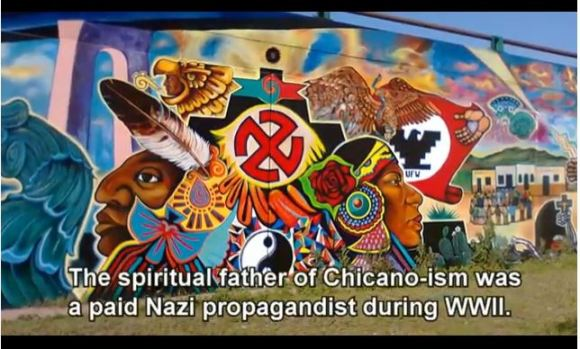 A Chicano Park mural