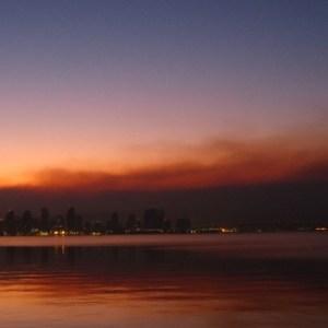 Lori Saldaña: Remembering the October 2007 Wildfires