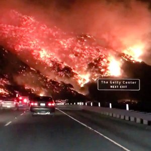 As California and the World Burns: December 6, 2017