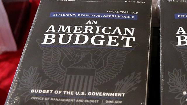 The Trump Administration 2019 Budget is an Illusion — The ...