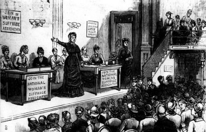 Image result for women's rights activists need at seneca falls