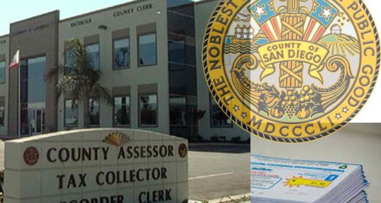 San Diego County Assessor S Office Property Tax