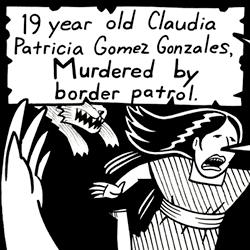 Claudia Patricia Gomez Gonzalez, Presente