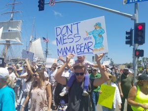 Photo Galleries: Families Belong Together Marches in San Diego and Around the Nation