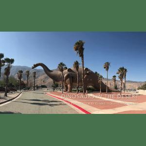 Dinosaurs in the Desert | Geo-Poetic Spaces