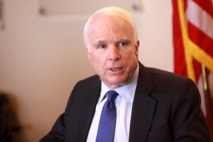Senator McCain: Is the Enemy of My Enemy My Friend?