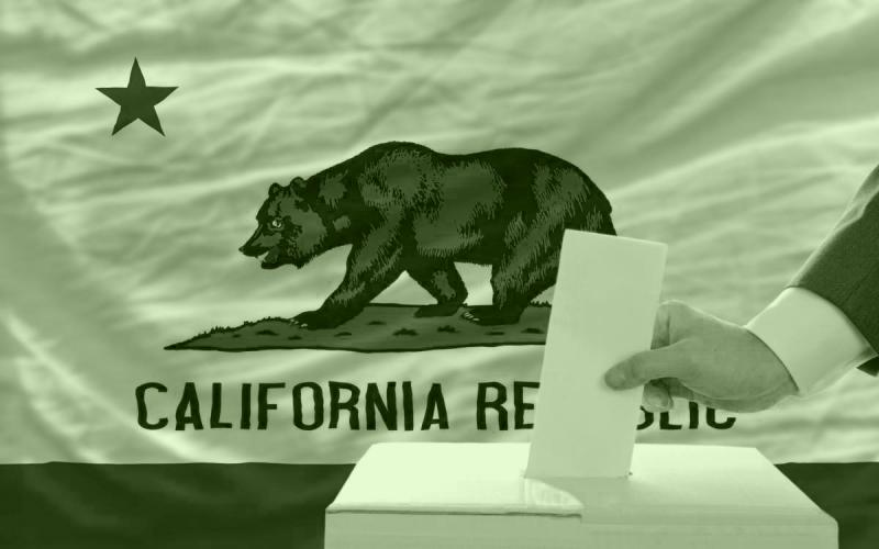 A First Look at Propositions on the California November 2018