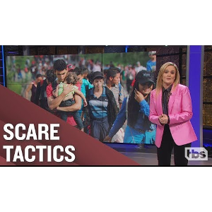 Asylum Seekers Aren't Scary – Full Frontal with Samantha Bee | Video Worth Watching