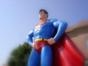Should Democrats, like Superman, Seek 'Truth, Justice and the American Way'?