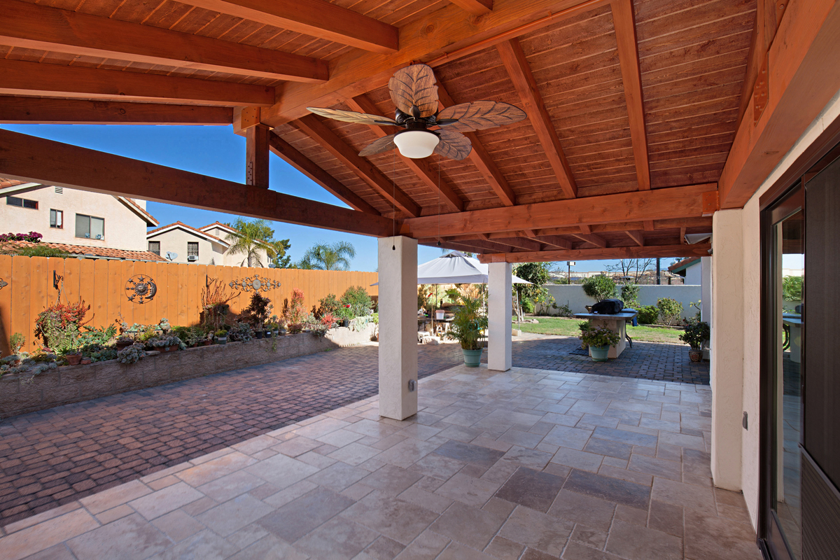 Wood Patio Covers - Exterior Home Remodeling Services on Patio Covers Ideas  id=81037
