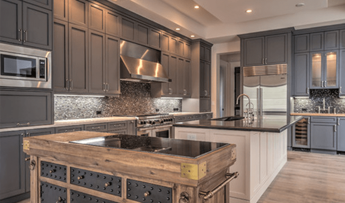 Kitchen Residential Interior