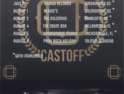 Castoff Summer Tour Part Two