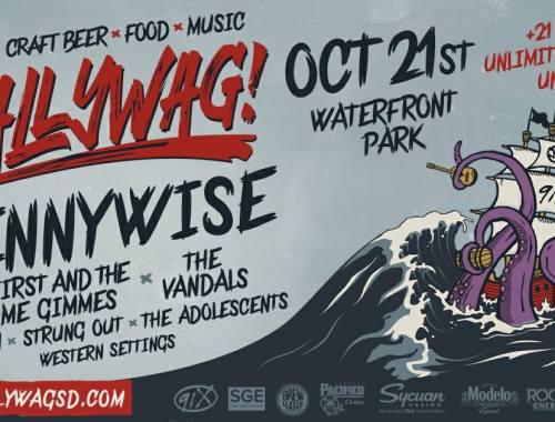 Ye Scallywag Festival 2017