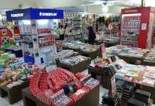 Berburu Buku Murah dan Berkualitas di Toko Buku Togamas Malang