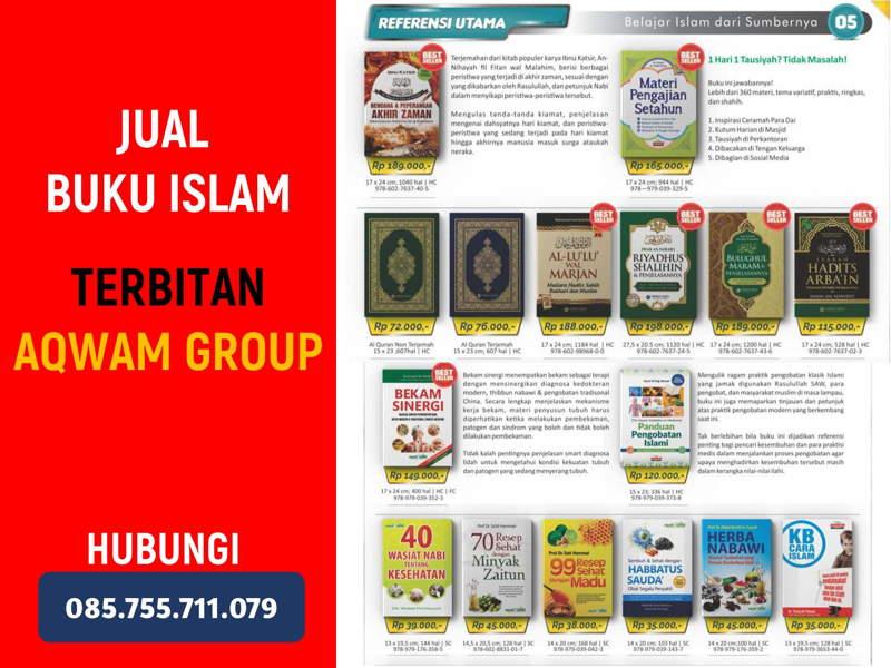 Jual Buku Islam Penerbit Aqwam sandi iswahyudi (1)