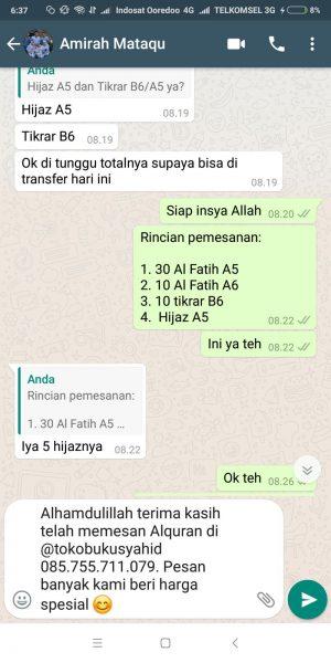 penjualan alquran buku islam buku bisnis