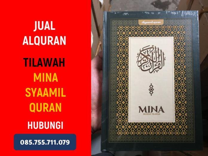 Grosir Alquran, Mengirim 100 Alquran Tilawah Syaamil Quran (2)