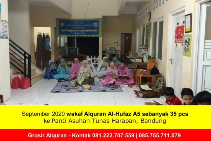 laporan wakaf september 2020 ke panti asuhan (2)