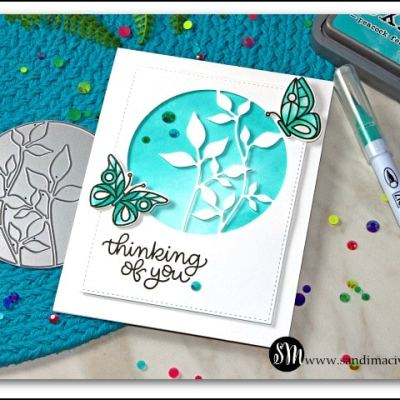 Simon Says Stamp Beautiful Day Card – In 10 minutes or less