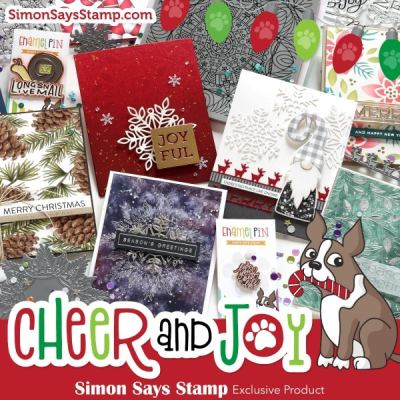 Simon Says Stamp – Cheer and Joy Release