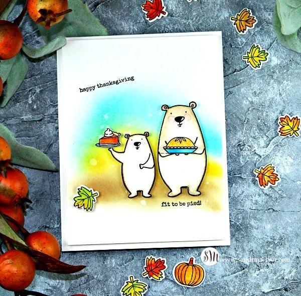 Happy thanksgiving Bear Ware