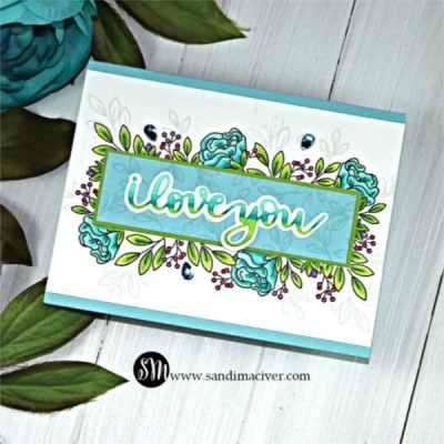 SSS Feb Cardmaking Kit