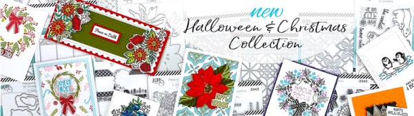Halloween and Christmas handmade cards using cardmaking and paper crafting products from LDSR