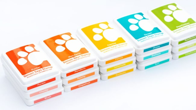 new ink pads for cardmaking and paper crafting from SImon Says Stamp