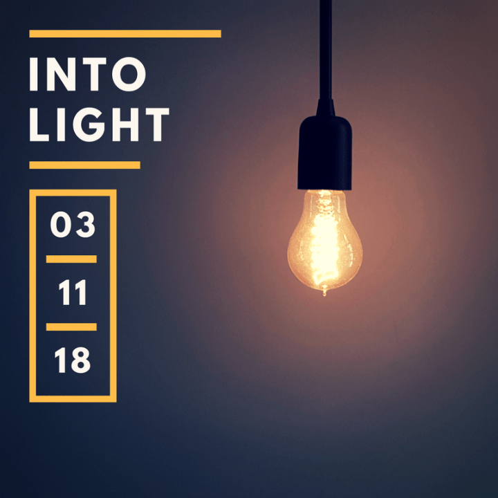 Create In Me // Into Light