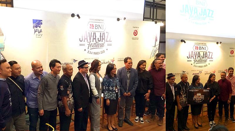 BNI Ajak Pecinta Musik Jazz Bertransaksi Kekinian