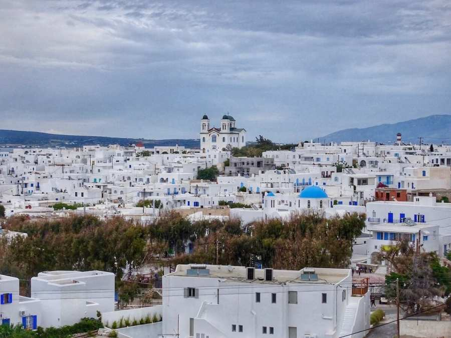 Naoussa cityscape Things to do in Paros, Greece